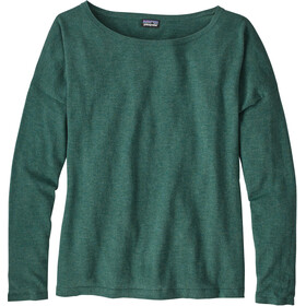 Patagonia Low Tide Longsleeve Shirt Women teal